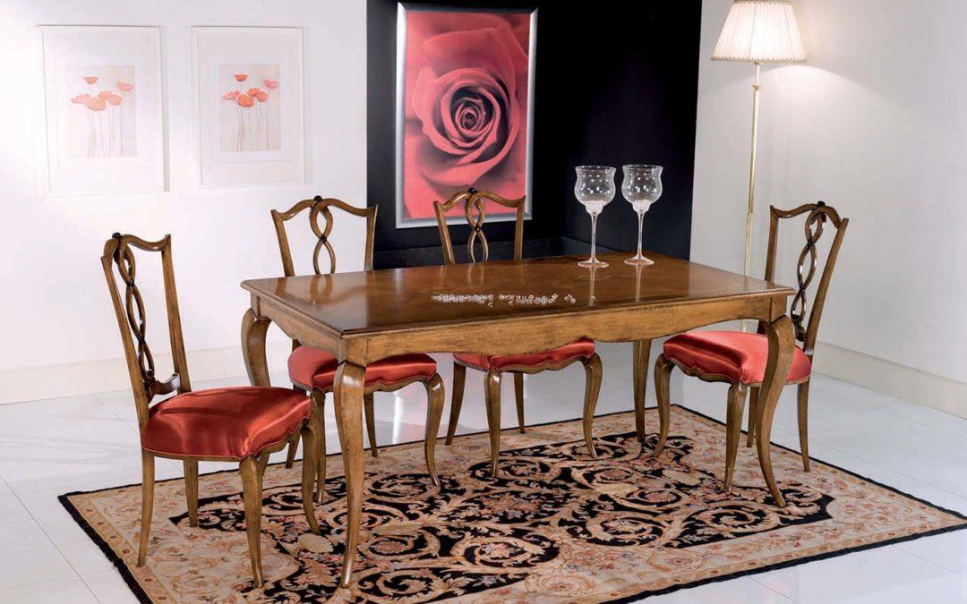 Composizione Sala da pranzo con tavolo e sedie