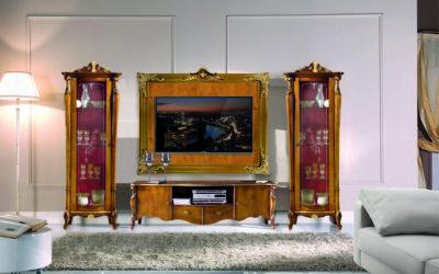 Composizione Mobile da soggiorno Porta TV